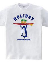 HOLIDAY PENGUIN SURFER-2