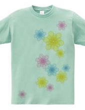 glass-dot flower
