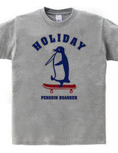 HOLIDAY PENGUIN BOARDER-2