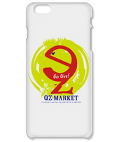QZ MARKET Logo iPhone Case