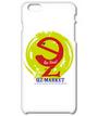 QZ MARKET ロゴ iPhoneケース