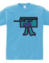 戦士squid (カラー1)