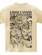 LOOSE CANNON Y,S,L, T-SHIRTS