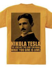 NIKOLA TESLA THE LOVE