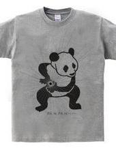 パンダの必殺技-B