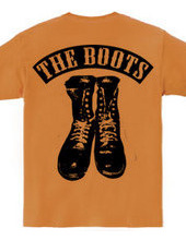 THE BOOTS BACK PRINT