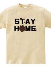 STAY HOME ダックスフンド(チョコタン)