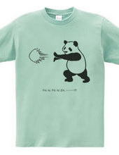 パンダの必殺技-Akai