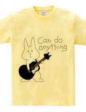 うさぎとギター