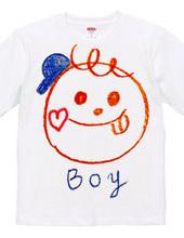 boy。男の子