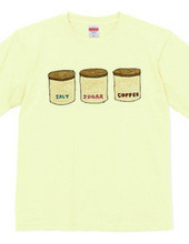 SALT SUGAR COFFEE