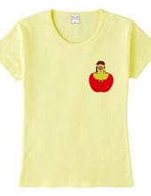 リンゴ王国のお姫様