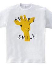 sweet smile.giraffe