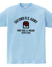 SECOND US ARMY