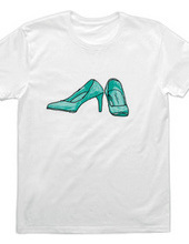Her high heels
