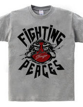 FIGHTING PEACES