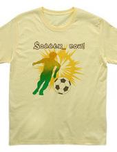サッカー soccer 足球