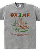 OX3MF QSLCARD