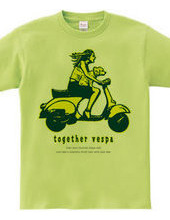 together vespa