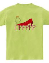 LIPTシャツ