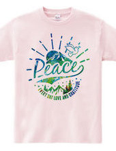 Peace Sunrise-Earth Version-