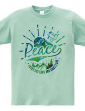 Peace Sunrise-Earth Version-
