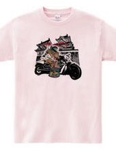 Japan Collage TEE