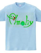 amoliy light Green