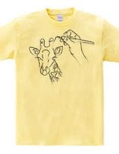 Giraffe TEE