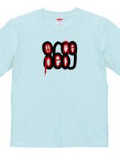 ヒロシマナガサキ Peace Tシャツ ロゴなし
