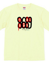 ヒロシマナガサキPeace Tシャツ ロゴあり