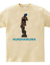 HUROHAIRUWA TEE