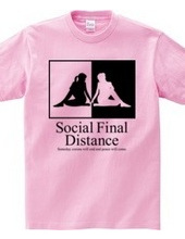 Social Final Distance