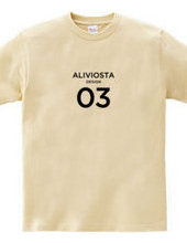 ALIVIOSTA 03 Logo (Le plus simple)