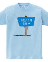 BEACH BUM - F