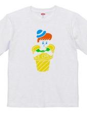 アイスクリームまだ?
