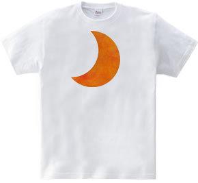 橙の三日月