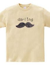 darling 黒文字