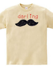 darling 赤文字