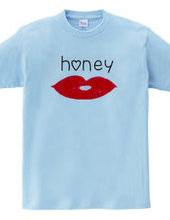 honey 黒文字