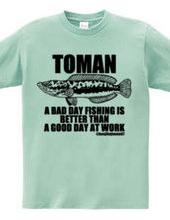 トーマンfishing