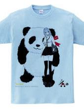 パンダが大好きな女の子 ジャイアント