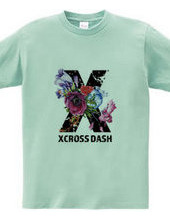 XCROSS DASH 2020 ELEGANT FLORAL LOGO DESIGN REPLICA
