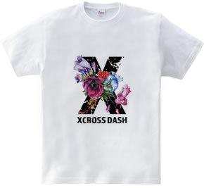 XCROSS DASH 2020 ELEGANT FLORAL LOGO DESIGN REPLICA