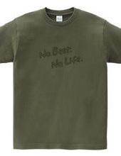 NO BEER NO LIFE ノービアーノーライフ ビールロゴ #3