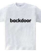 backdoor(パソコン用語)
