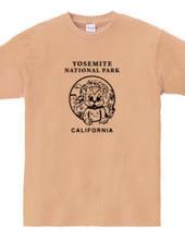 YOSEMITE NATIONAL PARK BEAR