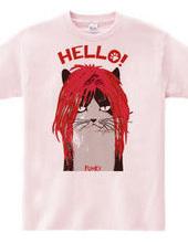 赤髪猫の肖像-F