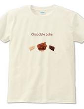 《フード02》*チョコレートケーキ*