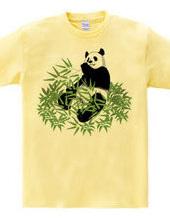 食いしん坊パンダ